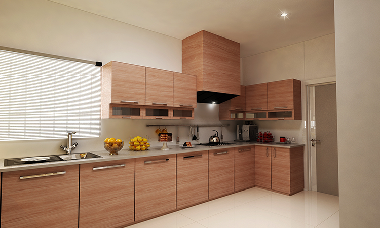 Modular kitchen in Salem