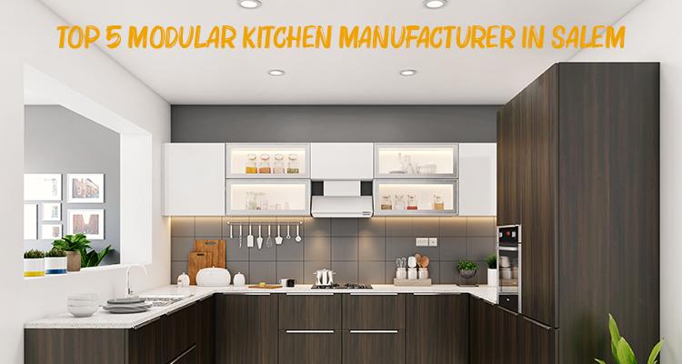Modular kitchen manufacturer in Salem