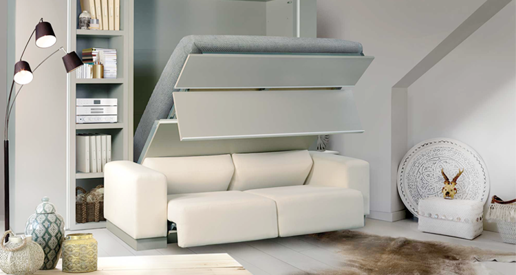 Space Saving Furniture Ideas For More Space Lefreddo